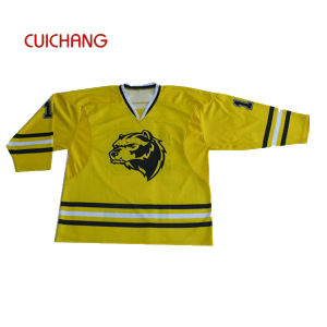 Heat Transfer Printing Ice Hockey Wear pictures & photos