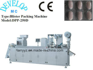 Dpp-250d Tablet Capsule Blister Packaging Machine pictures & photos