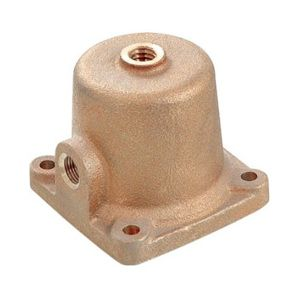 Customized Brass/Copper/Bronze Casting with Drilling and Treading pictures & photos