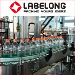 Bottled Beverage Orange Juice Machine/Juice Packaging Machine pictures & photos