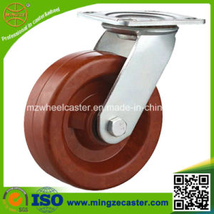 High Temperature Swivel Phenolic Wheel Bakery Oven Caster pictures & photos