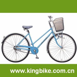"26""City Bike, Lady Bike with Dynamo Light Sets"