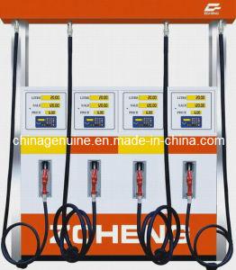 Zcheng Electric Fuel Dispenser Pump Eight Nozzles pictures & photos