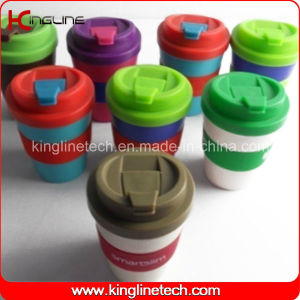 250ml Silicone Coffee Cup (KL-CP008) pictures & photos