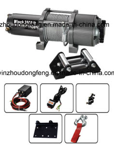 Electric Winch P3500-1d with CE pictures & photos