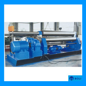 W11 Series Mechanical 3-Roller Symmetrical Rolling Machine pictures & photos