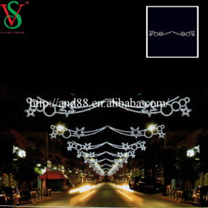 High Quality Skyline Over The Street Light Decoration Lighting pictures & photos
