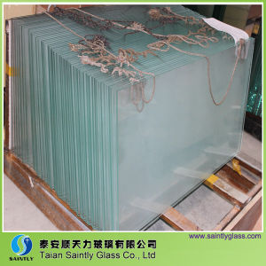 2mm-10mm Toughened Safety Glass Panel for Building /Office Window pictures & photos