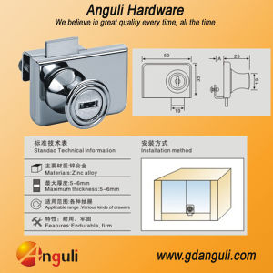 High Quality Zinc Alloy Cabinet Lock pictures & photos