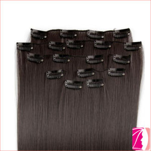 Soft Best Quality Remy Straight Clip in Hair Extension