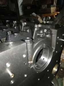 Yanmar 4tne94 Cylinder Block for Engine pictures & photos