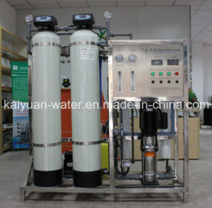 Drinking Water Filter Machine/Water Filter Making Machine/Mineral Water Filter Machine pictures & photos