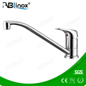 Stainless Steel Upc Basin Faucet (AB101C) pictures & photos