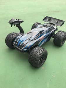 4WD 1/10th RC Car with Blue Shell pictures & photos