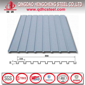 Color Corrugated Steel Roofing Sheets pictures & photos