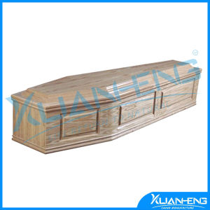 High Quality Solid Wood Coffin pictures & photos