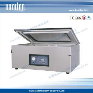 Hualian 2015 Food Vacuum Packing Machine (DZ-900/T) pictures & photos