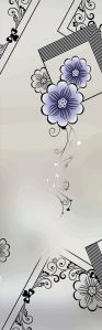 Art Glass-Purple-Rhyme pictures & photos