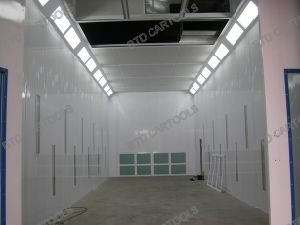 Big Spray Booth/ Bus Painting Room (BTD-15-50-C) pictures & photos