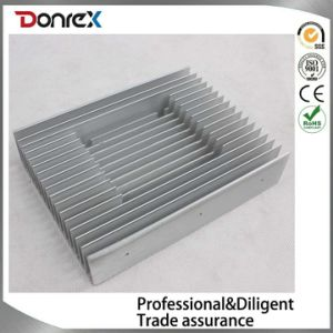 6000 Series Aluminum Extrusion Heatsink pictures & photos