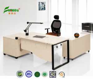 MDF Wooden Table Modern Office Furniture pictures & photos