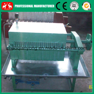 Edible Oil Filter Machine for Soybean Coconut Olive Oil pictures & photos