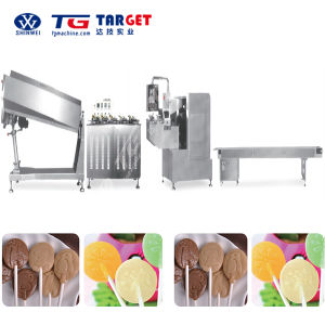 Cheaper Flat Lollipop Forming and Packing Producting Machinery pictures & photos