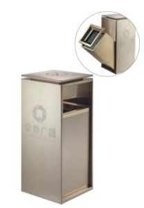 Good Deluxe Commercial Waste/Rubbish/Dustbin/Bin (DK164) pictures & photos