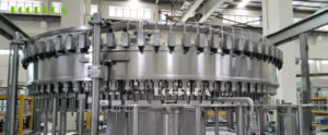 Automatic 3-in-1 Bottle Washing Filling Capping Machine for CSD / Soda Water pictures & photos