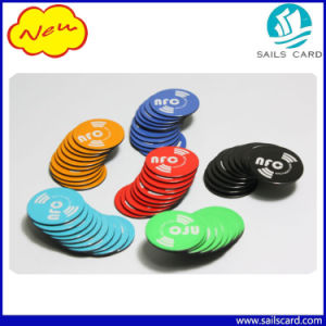 Low Cost Price Mobile Phone NFC Tag / NFC Sticker pictures & photos