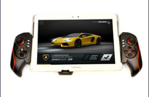Wireless Bluetooth Game Controller Design for Tablet Compatible with Android/Ios pictures & photos