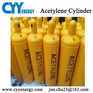 40L Oxygen Nitrogen Lar Acetylene CO2 Seamless Steel Gas Cylinder pictures & photos