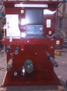 Label Inspecting Machine with Video Monitor pictures & photos