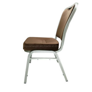 Hotel Restraunt Furniture Stackable Metal Dining Chair (JY-B14) pictures & photos