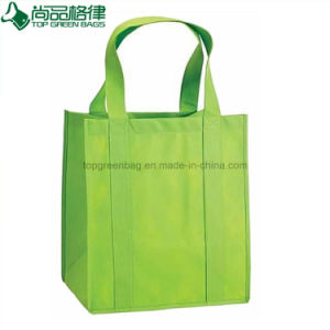 Recycled Cheap Custom Promotional Eco-Friendly Non Woven Shopping Tote Bag pictures & photos