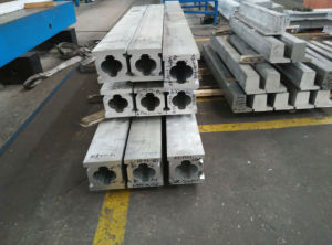 Aluminum Profiles for Machine Hydraulic Gear Pumps pictures & photos