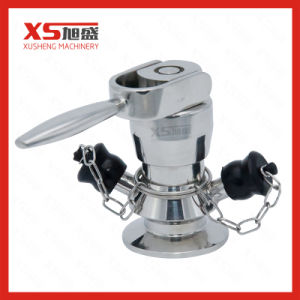 Stainless Steel Aspetic Auto Reset Sample Valve pictures & photos