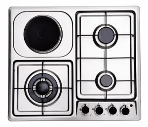 with Good Price Industrial Commercial Restaurant Equipment Gas Hob Jzs54206b pictures & photos
