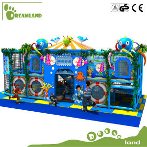 2017 Novel Design Ice Theme Children Indoor Playground Equipment for Sale pictures & photos