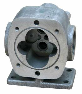 OEM China Shell Process Ductile Iron Gear Box Housing of Auto Parts with ISO 16949 pictures & photos