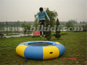 2015 Commercial Inflatable Water Trampoline, Inflatable Sea Trampoline for Sale D3015 pictures & photos