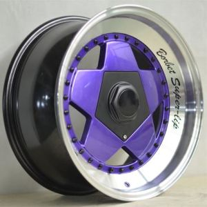 New Design Deep Dish Alloy Wheels Rims (15X8 inch) pictures & photos