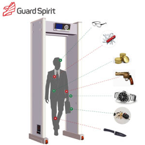 Security Equipment Walk Through Metal Detector pictures & photos