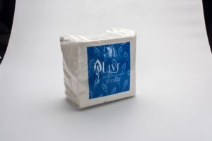 Hot Sale Customized Sanitary Table Paper Napkin Tissue pictures & photos