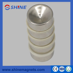 Disc Rare Earth Magnet with Ni Coating pictures & photos