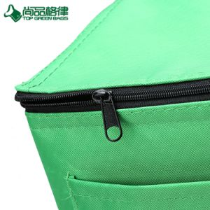 High Quality Polyester Promotional Insulated Cooler Bags 6 Can Cooling Bag pictures & photos