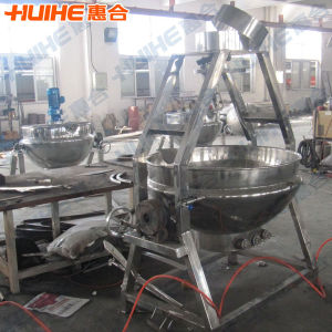 Good Quality Planetary Jacketed Kettle pictures & photos