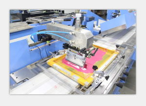 Apparel Tags/Lanyard Ribbon Screen Printing Machine pictures & photos