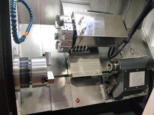 Precision Servo Turret CNC Turning, Slant Bed Lathe Machine Popular in 2017 EL42 pictures & photos