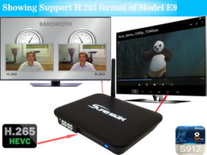 2017 Hot Sell Android TV Box of V9 PRO (MX9 PRO) pictures & photos